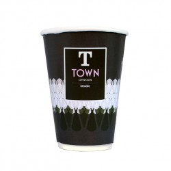 T Town To Go Kop 355 ml